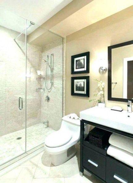 Bathroom Design Small Beige 43 Ideas Compact Bathroom Design Bathroom Remodel Master Bathroom Remodel Cost