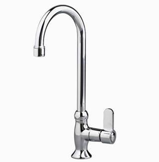 As America Inc 7100 241h 002 Chrome Lf Hert 1 Hl 1 Vlv P Snk W M L A7100241h002 Bar Sink Faucet Faucet Bar Faucets
