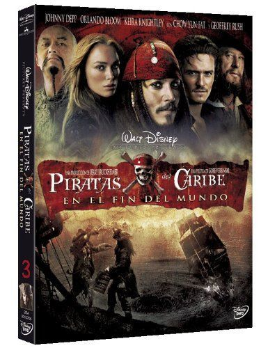 Piratas Del Caribe En El Fin Del Mundo Dvd Ad Caribe En Piratas Del Piratas Del Caribe 3 Piratas Del Caribe Peliculas De Piratas