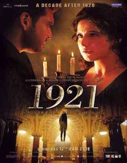 1921 (2018) HEVC 100MB Bollywood Hindi PreDVDRip Movies MKV