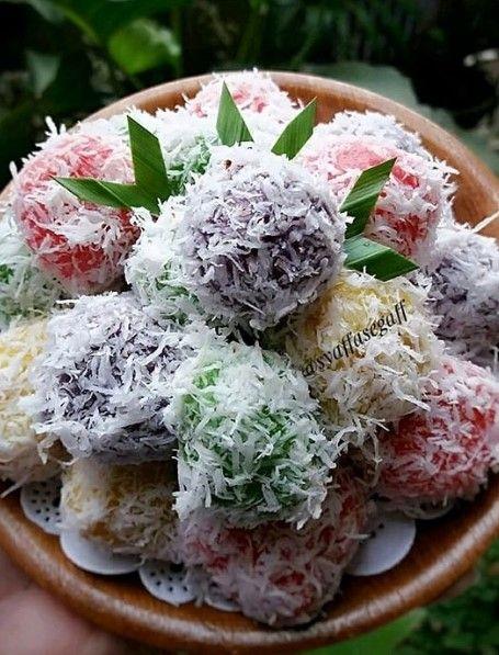 Resep Putu Ayu Pelangi Oleh Fitri Sasmaya Resep Pelangi Pewarna Makanan Resep