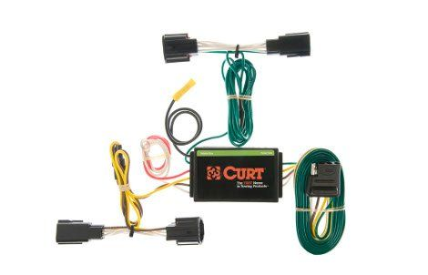 Curt Custom Wiring Harness In 2020 Trailer Wiring Diagram Trailer Hitch Installation Trailer