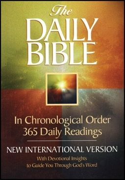 The Daily Bible (NIV)   Wishes   Daily bible, Chronological
