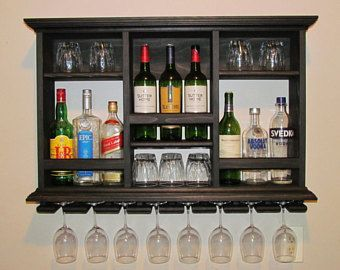 Tips To Build Modern Bar Cabinet Designs For Home Bar Cabinet
