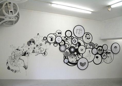 Résultat De Recherche D Images Pour Peinture Murale Dessin