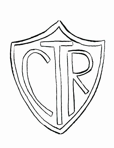 28 Ctr Shield Coloring Page In 2020 Ctr Shield Ctr Shield