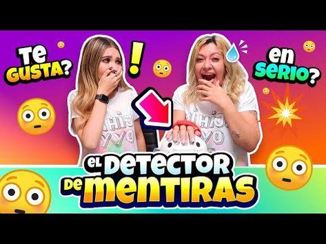 EL DETECTOR DE MENTIRAS (DESCUBRÍ LA VERDAD DE MI NACIMIENTO) - Mi Hija Y Yo - YouTube