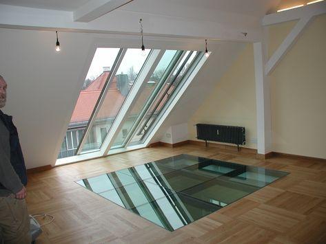 Dachschiebefenster Dachschiebefenster Dachboden Renovierung Wohnung