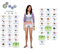 Mod The Sims - Version 4 - 100 Traits Unlocked for CAS