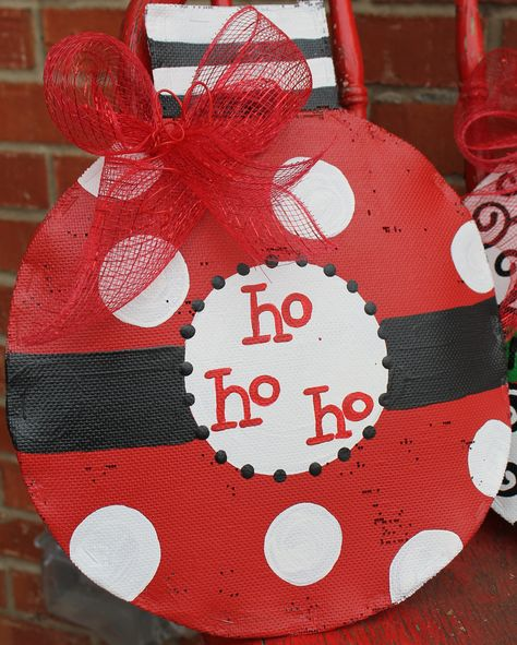 Small Ornament Door Hanger  GREAT TEACHER GIFTS by abossard, $20.00