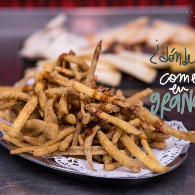 8 Restaurantes Donde Comer En Granada Bien Y Barato Pinchos De Carne Bar De Tapas 10 Cosas