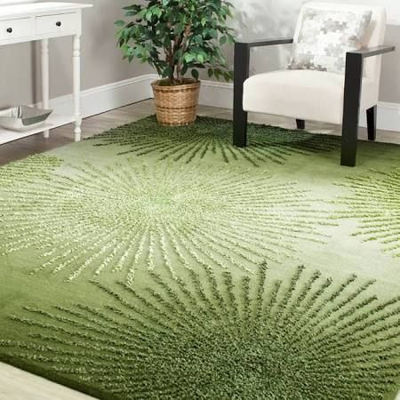 yellow green living room rug - Google Search | Soho
