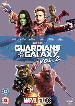 Guardians Of The Galaxy Vol 2 Dvd 2017 Amazon Co Uk Chris Pratt Zoe Saldana Dave Guardians Of The Galaxy Avengers Poster Guardians Of The Galaxy Vol 2