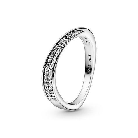 pandora anello argento sterling 925