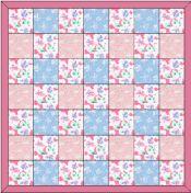 Free Baby Quilt Pattern: Lap Quilt Pattern Plus Easy Baby Blanket ... : easy baby quilt patterns - Adamdwight.com