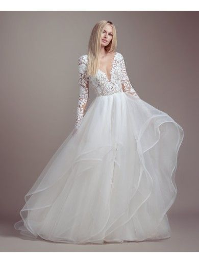Blush By Hayley Paige Praise Spring 2019 Style 1907 Free Shipping Long Sleeve Ball Gown Wedding Dress Wedding Dresses Kleinfeld Long Sleeve Ball Gowns