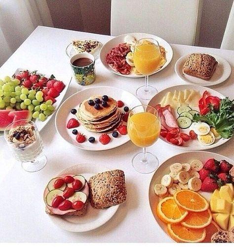 Desayuno para quemar grasa corporal