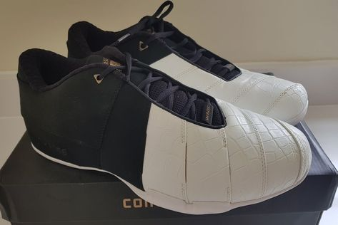 b72e65fbd0d CONVERSE DWYANE WADE Signature OX LE Play-Offs Sneakers Basketball Shoes DS  OG  Converse