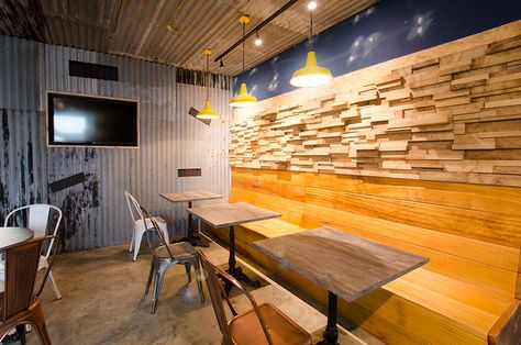 interiordecor Breakout and cafe space...