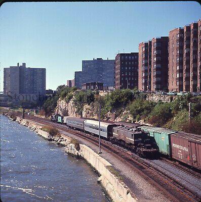 Ebay Ad Url Original 2 75 X 2 75 Slide Pc Train 82 Marble Hill Bronx Ny 8 11 1968 In 2020 Marble Hill New York City Ny Bronx