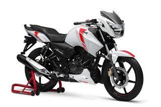Tvs Bs6 Apache Rtr 160 In 2020 Fz Bike Bike India Rtr