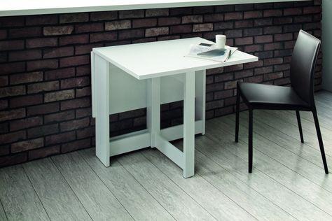 Mesa SQUARE II. Conforama | decoracion | Mesas de cocina ...