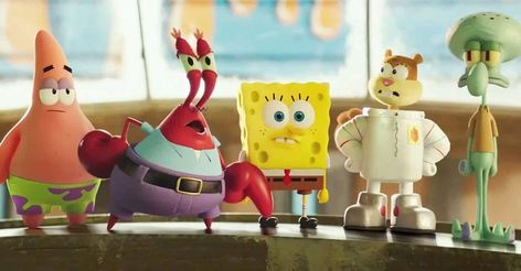 Every Song On The SpongeBob Movie: Sponge Out Of Water Soundtrack