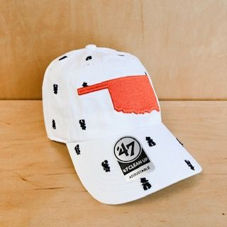 State Confetti Clean Up White Hat In 2020 Hats Baseball Hats White Hat