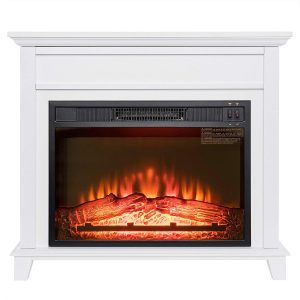 Top 10 Best Electric Fireplaces In 2020 Reviews Electric