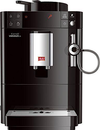 Melitta F55 0 102 Coffee Maker Coffee Makers Freestanding Black Espresso Machine Cappuccino Espresso Fully Auto 15 Coffee Maker Coffee Coffee Machine
