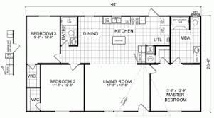 Manufactured Home Floor Plans 3 Bedroom 2 Bath On A Budget Indianescortsmalaysia House Plans Concept
