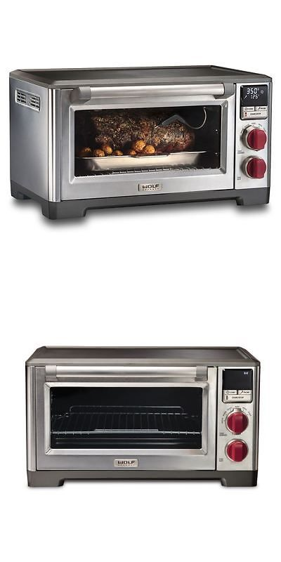 Infrared And Convection Ovens 150139 Wolf Gourmet Wgco100s