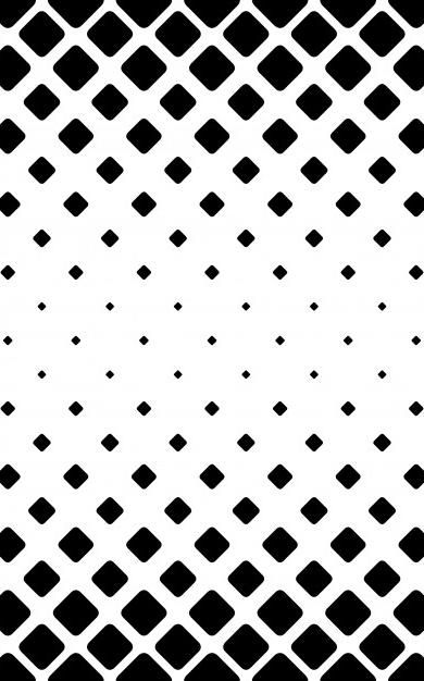 Download Monochrome Abstract Square Pattern Background Black And