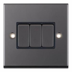 Light Switches Standard Black Nickel In 2020 This Or That Questions Black