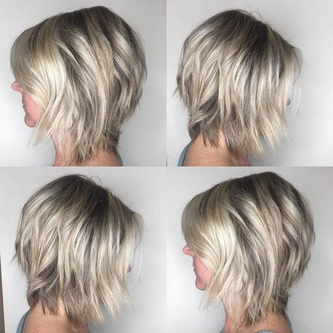 The Different Types Of Bobs Choppy Bob Hairstyles Bob Hairstyles Asymmetrical Bob Haircuts