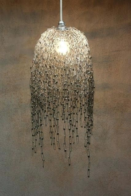 Stunning Chicken Wire Chandelier Ideas Diy Chandelier Diy