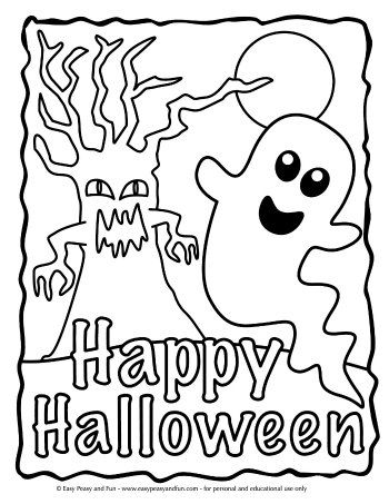 Halloween Coloring Pages Halloween Coloring Halloween Coloring Pages Printable Halloween Coloring Pages