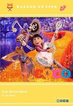 Coco Movie Guide 18 Activities Activities Spanish Activities Movie Guide