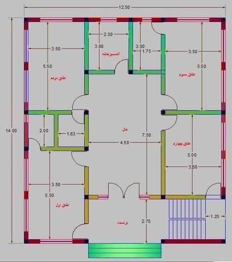 Standard House Plan Collection Engineering Discoveries Bungalow Floor Plans Single Storey House Plans My House Plans