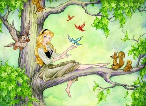 Princess Aurora images sleeping beauty wallpaper and background photos (33280555)