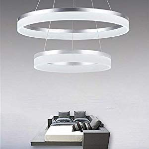 Moderno LED soggiorno sala da pranzo lampade a sospensione ...