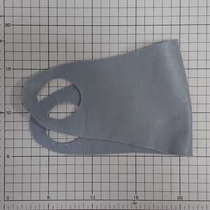 ピッタマスク型紙