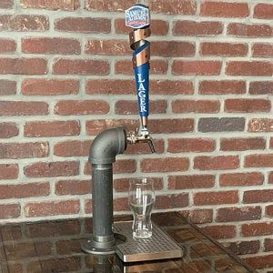 Custom Candy Apple Red Or Choose Your Color Beer Tap Tower T