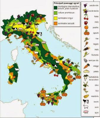Cartina Italia Con Legenda.Imparare Con La Geografia 1 Gli Strumenti Della Geografia Geografia Carte Geografiche Attivita Geografia