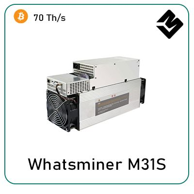 Microbt Whatsminer M31s 70 Th S Miner Bros In 2020 Things