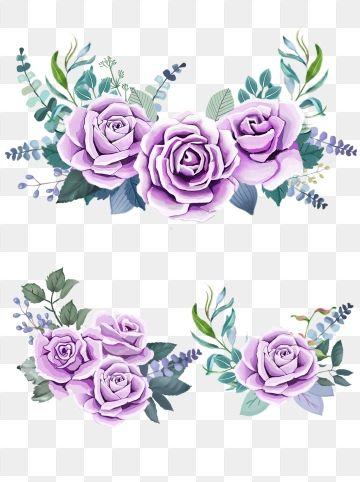 Beautiful Purple Flowers Background Purple Flower Background Floral Poster Flower Backgrounds