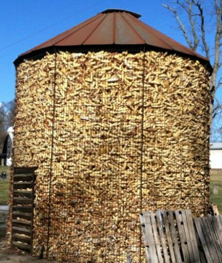Eitzen Corn Crib Is Typical Of The Little Sheds Used To Dry And Store Corn.  | Architecture | Pinterest | Architecture