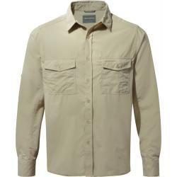 Craghoppers Herren Kiwi Trek Long Sleeved Shirt Oberteil