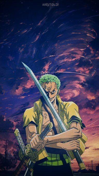 Zoro One Piece Fond D Ecran Dessin Coloriage Manga Photo Manga