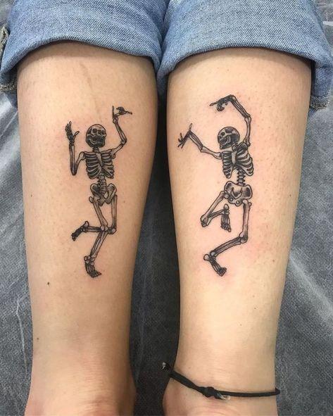"""Mariah auf Instagram: """"Wie cool sind diese! #tatt #tattoo #tattoos #skelett #s ..., #diese #instagram #mariah #skelett #tattoo #tattoos"""